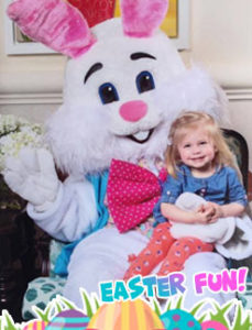 Hire Easter Bunny for spring easter parties and events