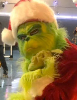 Hire the Grinch