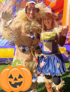 Halloween Characters for Rent for Parties