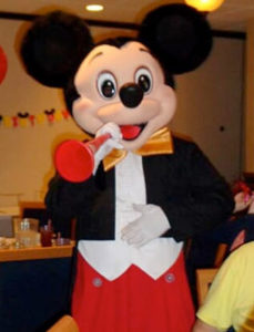 Mickey Mouse Event Enterainer