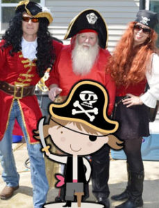 Pirate Party Costume Characters for Your Event