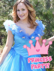 Hire Princess Party Costume Characters for your party